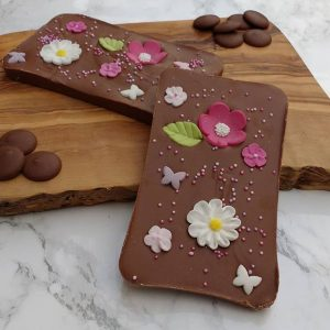 Chocolate Bar Floral