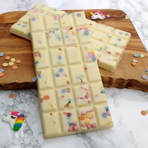 Unicorn Chocolate Bar