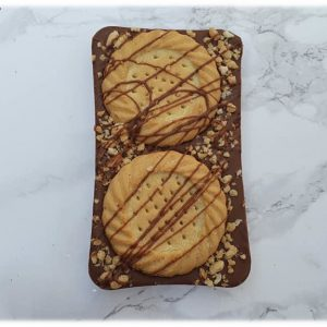 SHORTBREAD COOKIE CHOCOLATE BAR